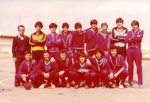 Primer campeonato de España para el colegio